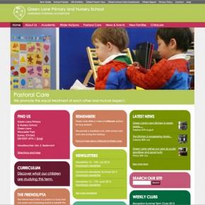 Green Lane Primary and Nursery School